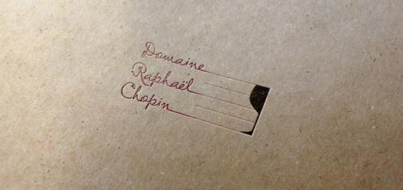 Création du logo du Domaine Raphaël Chopin